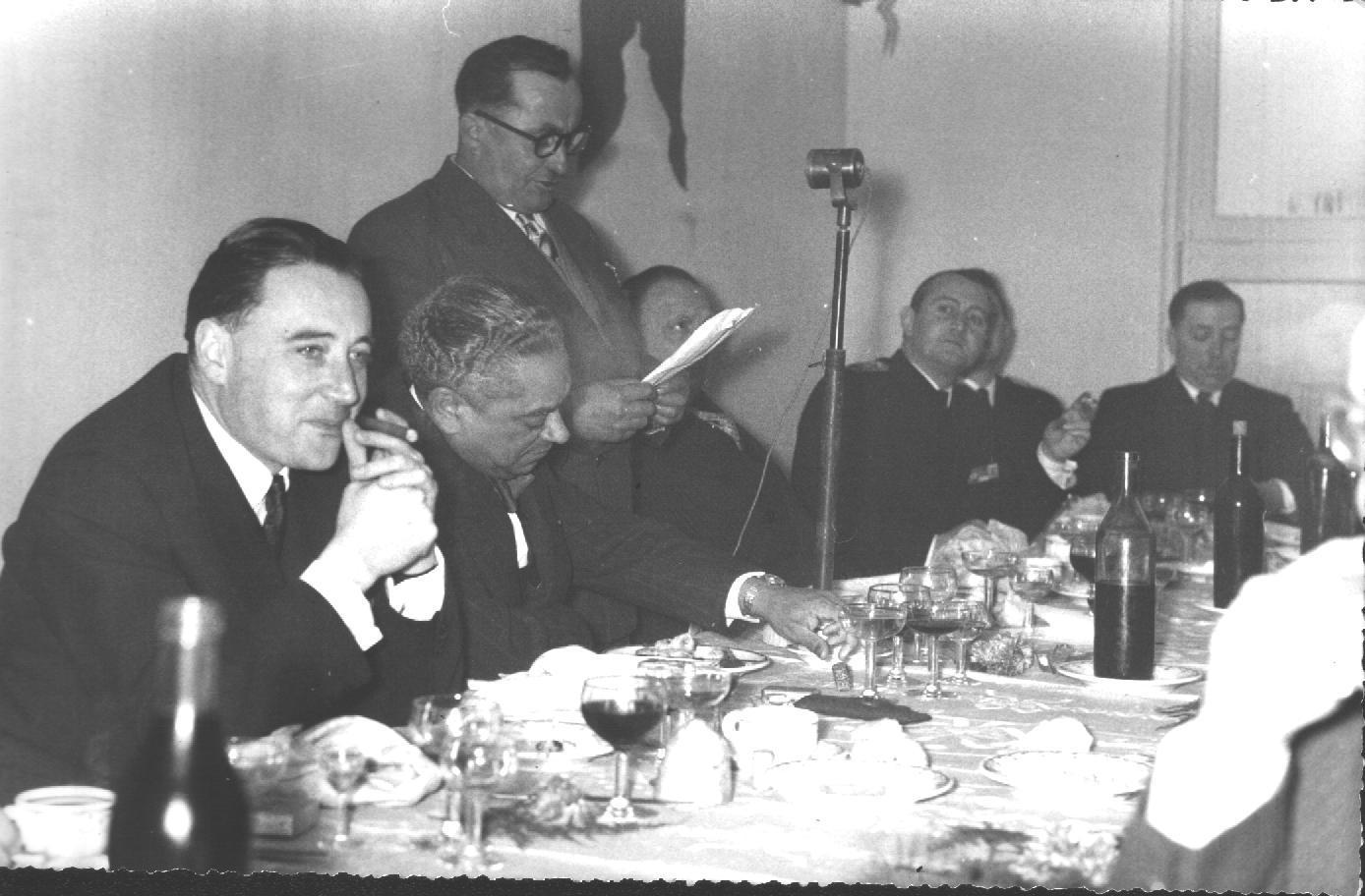 Laburgade 1956 inauguration 13