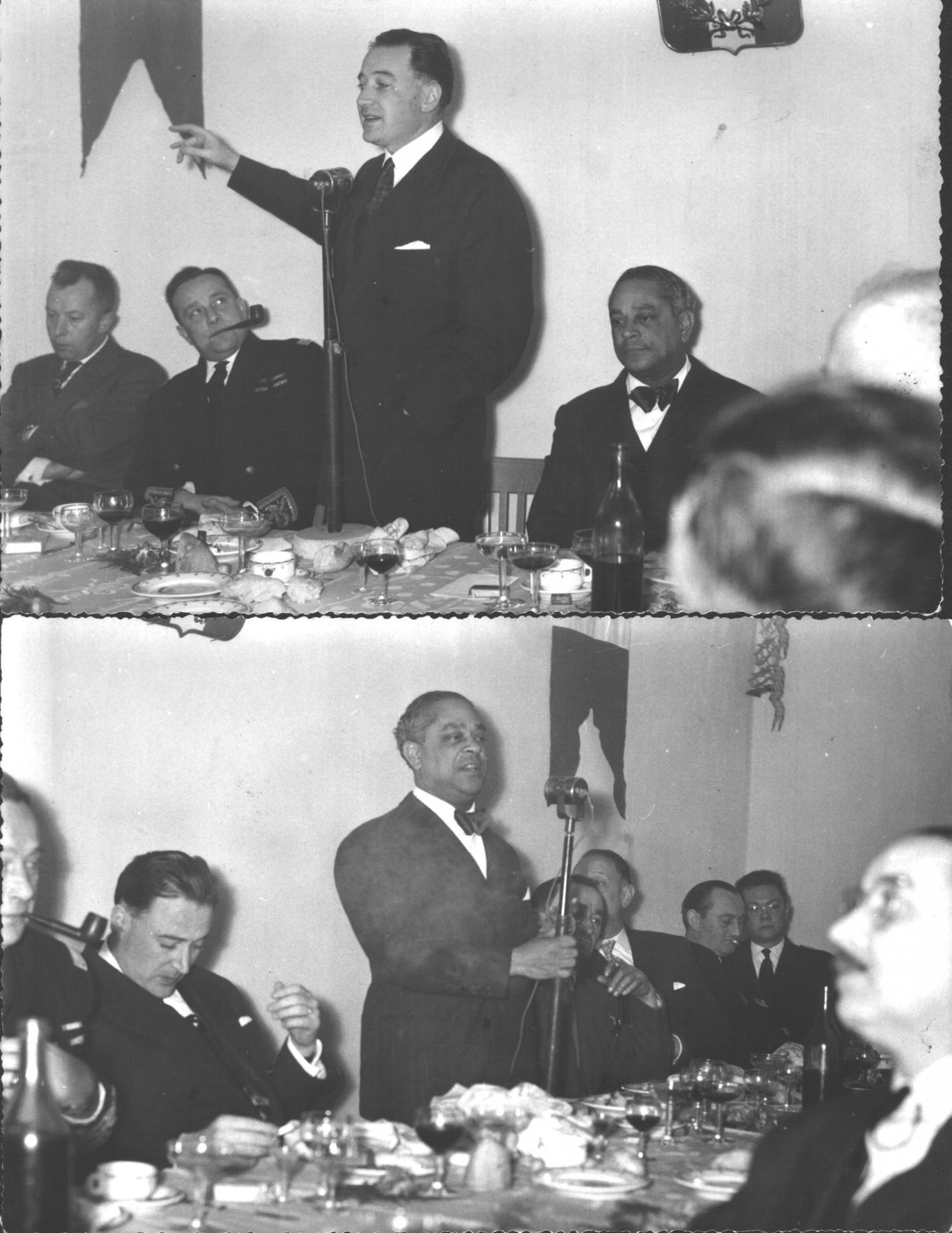 Laburgade 1956 inauguration 15