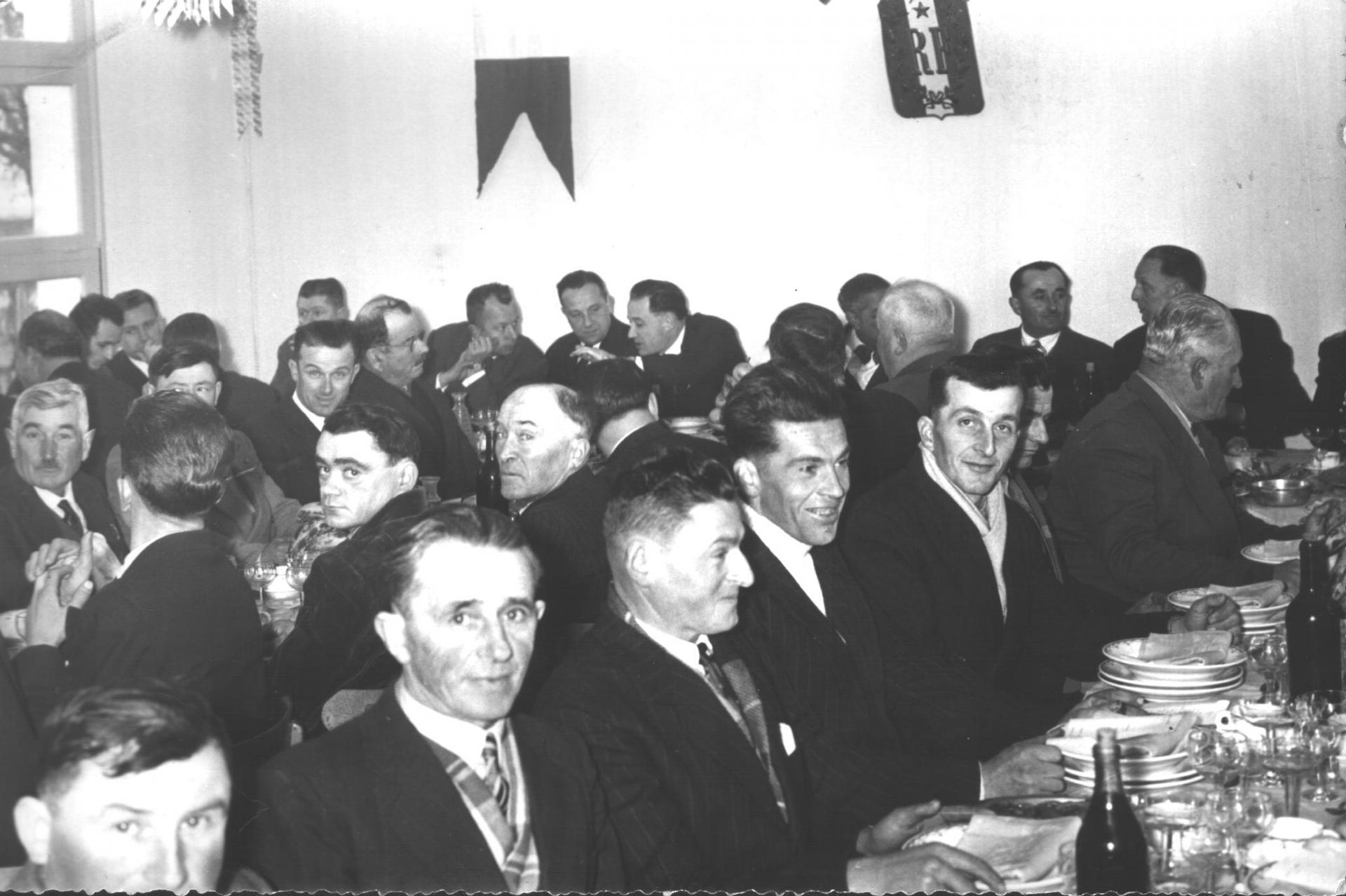 Laburgade 1956 inauguration 3