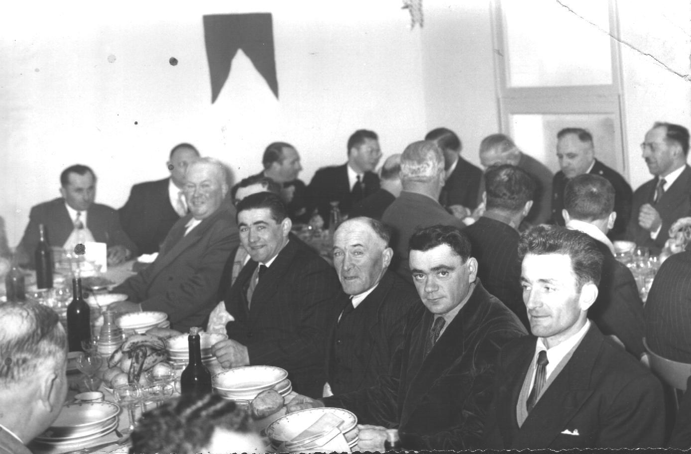Laburgade 1956 inauguration 5