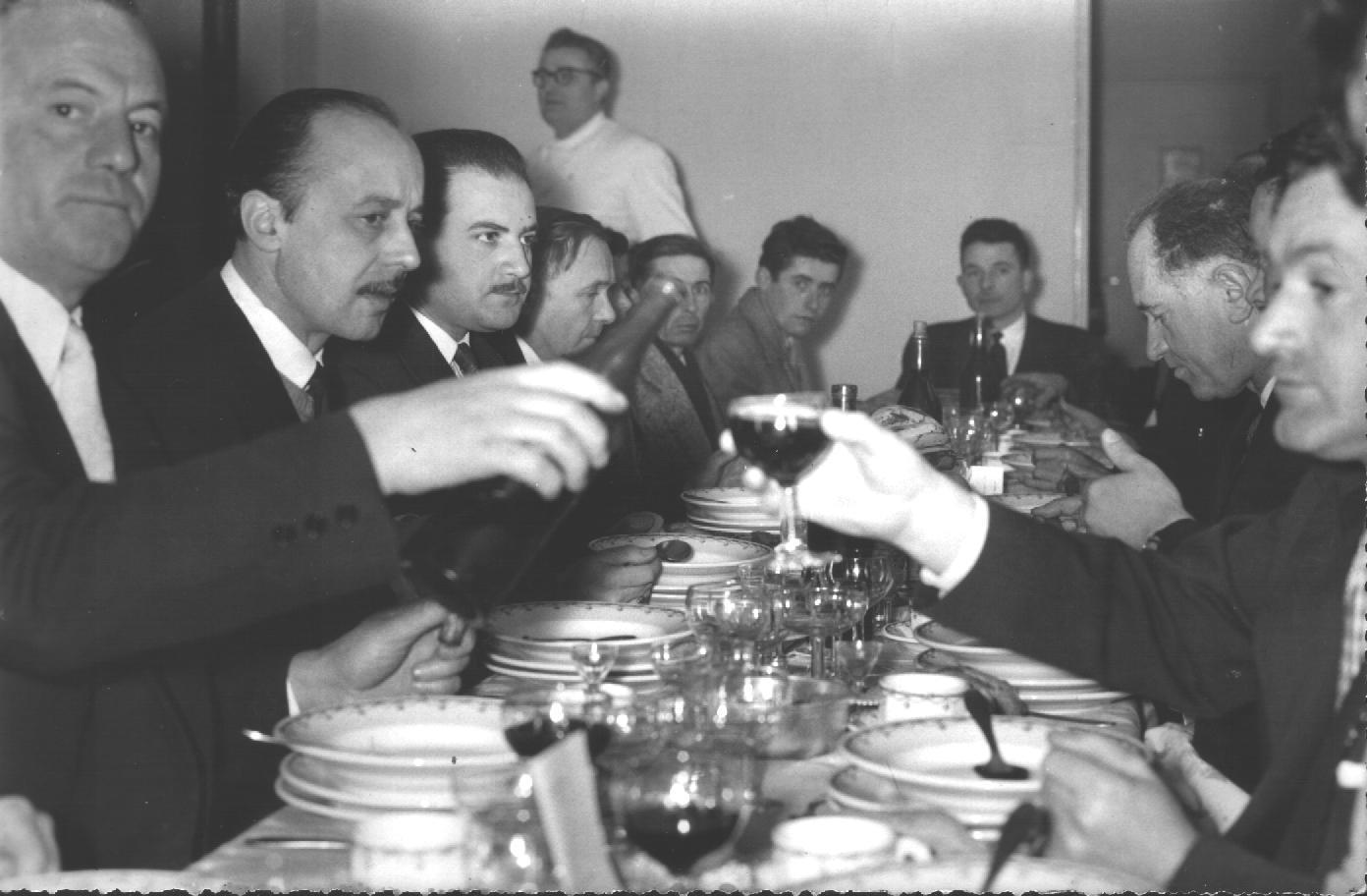 Laburgade 1956 inauguration 6